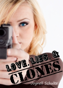 Love, Lies, & Clones Cover
