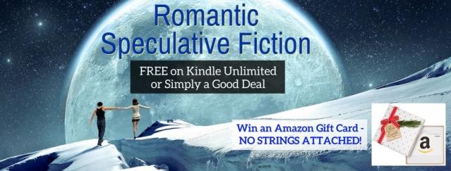 Copy of Romantic Speculative Fiction