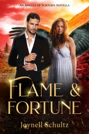 Flame & Fortune Cover