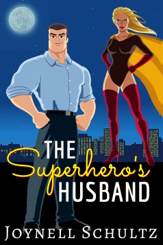 Superhero's Husband Final Cover