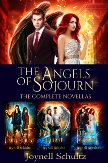Angels of Sojourn Novella box set cover