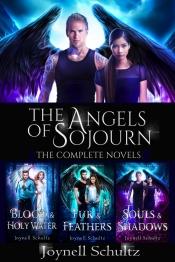 AOS Novels Covers