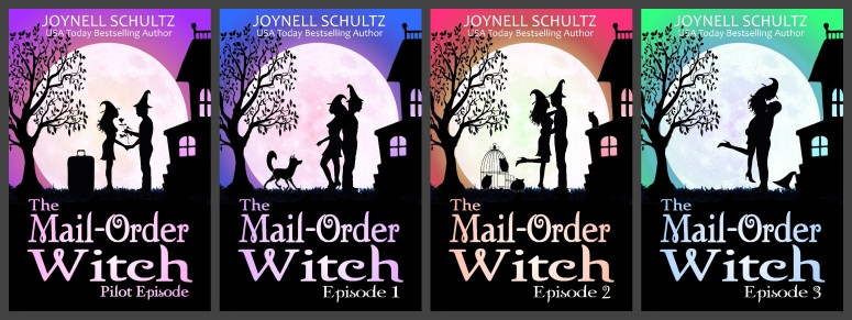 Mail-Order Witch Series