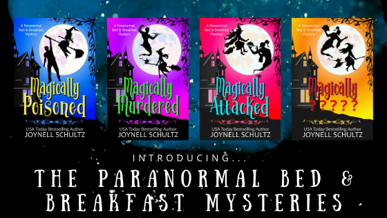 Paranormal b&b series