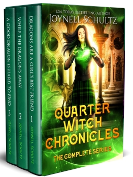 Quarter Witch Chronicles Box Set